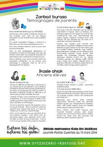 IKASTOLA EZAGUTZEKO - DECOUVRIR L'IKASTOLA-2014_Page_2